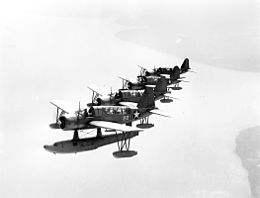 Os2u planes in echelon formation 1943.jpg