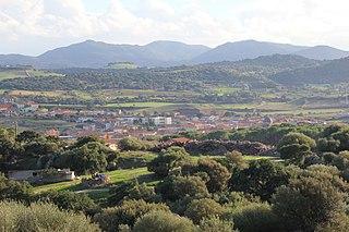 Oschiri,  Sardinia, Italy