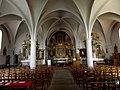 Ossé (35) Église Saint-Suplice Intérieur 02.JPG