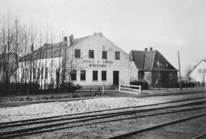 Schultz & Larsen - Image: Otterup Geværfabrik 2