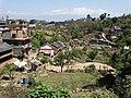 Outskirts of Bandipur with Annapurna Range at Rear - Bandipur - Nepal (13699043704).jpg