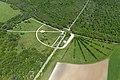 Páneurópai piknik emlékhely (Fertőrákos), légi felvétel.jpg