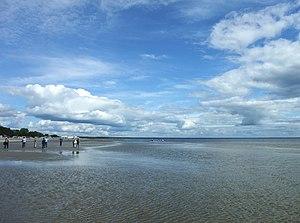 Pärnu Bay - View of the bay in Parnu.