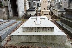 Tomb of Vasseur