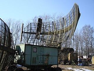 P-35 radar