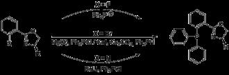 Phosphinooxazolines - Image: PHOX ligand synthesis 2