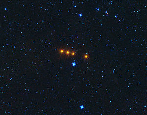 31 Euphrosyne - Asteroid Euphrosyne - time-lapse view by WISE (May 17, 2010)
