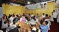 PKS Padang berbuka bersama warga di Jati.jpg