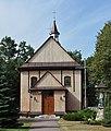 PL - Sarnów (powiat mielecki) - kościół Najświętszego Serca Pana Jezusa - Kroton 001.jpg