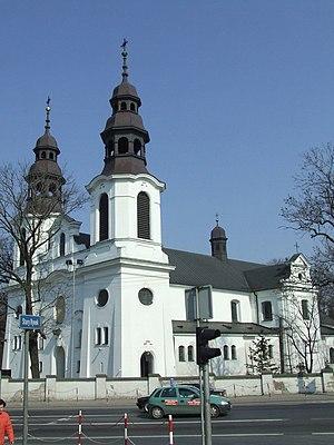 Mińsk Mazowiecki - Old Church