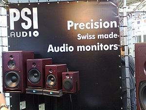 PSI AUDIO Stereo Systems (left to right) PSI A...