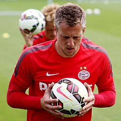 PSV Eindhoven, Teamcamp Bad Erlach, July 2014 (141).jpg