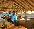 PSV Goatie's Beach Bar at Petit St. Vincent Island Resort - The Grenadines, St. Vincent, Caribbean..jpg