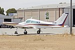 P J L Catering Pty Ltd (VH-BDY) Cessna 310 parked on the tarmac at Wagga Wagga Airport.jpg