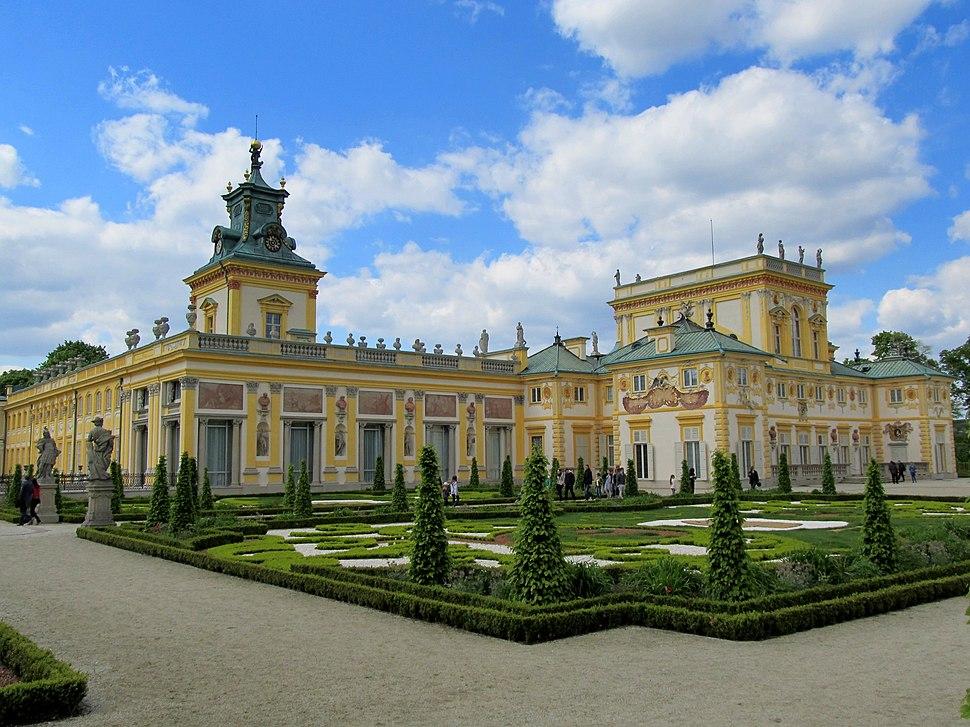 Pałac Króla Jana III Sobieskiego w Wilanowie 10
