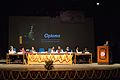 Pabitra Sarkar Addressing - Inaugural Function - Bengali Wikipedia 10th Anniversary Celebration - Jadavpur University - Kolkata 2015-01-09 2607.JPG