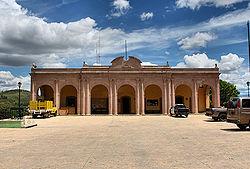Palacio Municipal of San Agustín Etla
