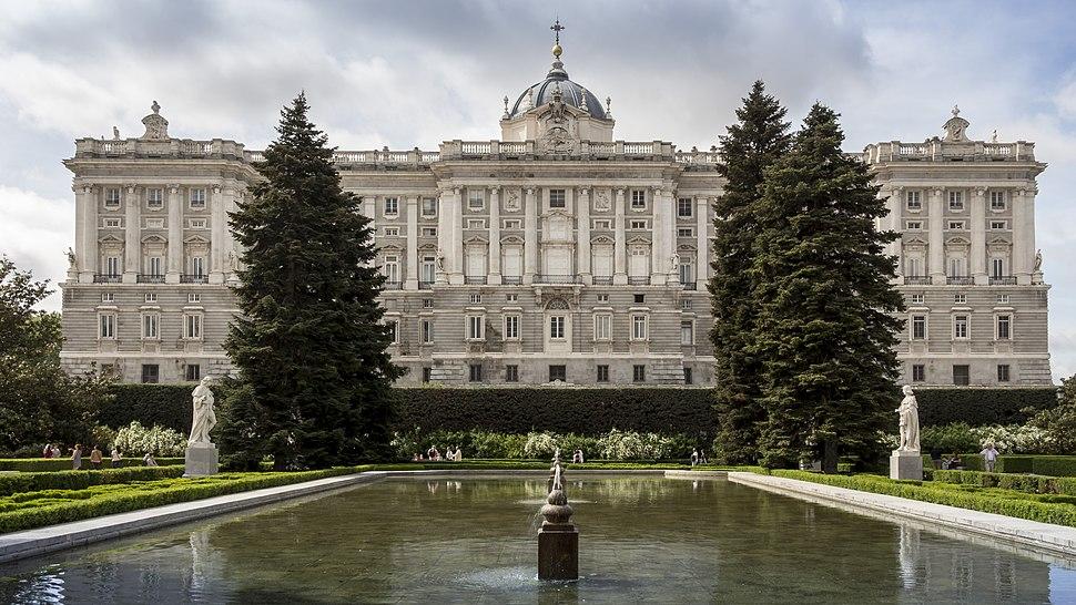 Palacio Real Jardines