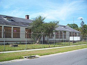 National Register of Historic Places listings in Putnam County, Florida - Image: Palatka Central Acadamy 1