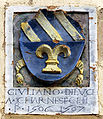 Palazzo del Podestà - Escutcheon VII.jpg