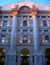 Borsa Italiana, Milano