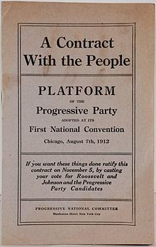 Progressive Party (United States, 1912) - Wikipedia