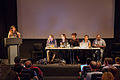 Panel of the WMF Grants Showcase; Funding Diversity session at Wikimania 2014 (2).jpg