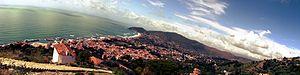 Cilentan Coast - View of Santa Maria di Castellabate