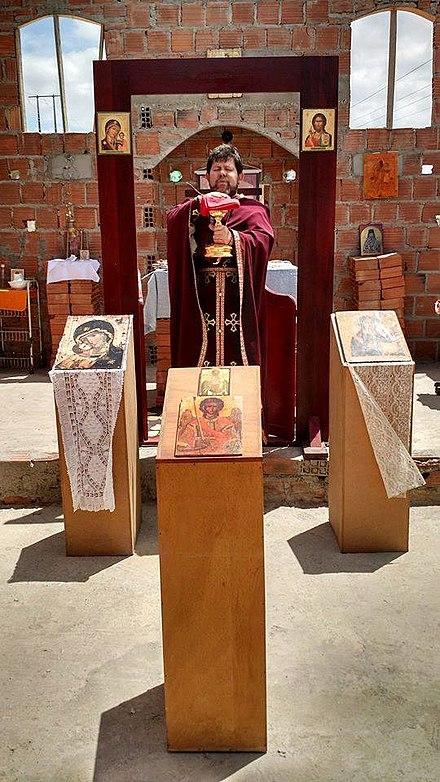 Cristianismo Ortodoxo No Brasil Wikiwand
