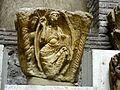 Paris (75), abbaye Saint-Germain-des-Prés, chapiteau envoyé au musée de Cluny 07.jpg