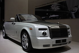 Paris - Mondial de l'automobile - Rolls Royce -Phantom Drophead Coupé - 07.JPG