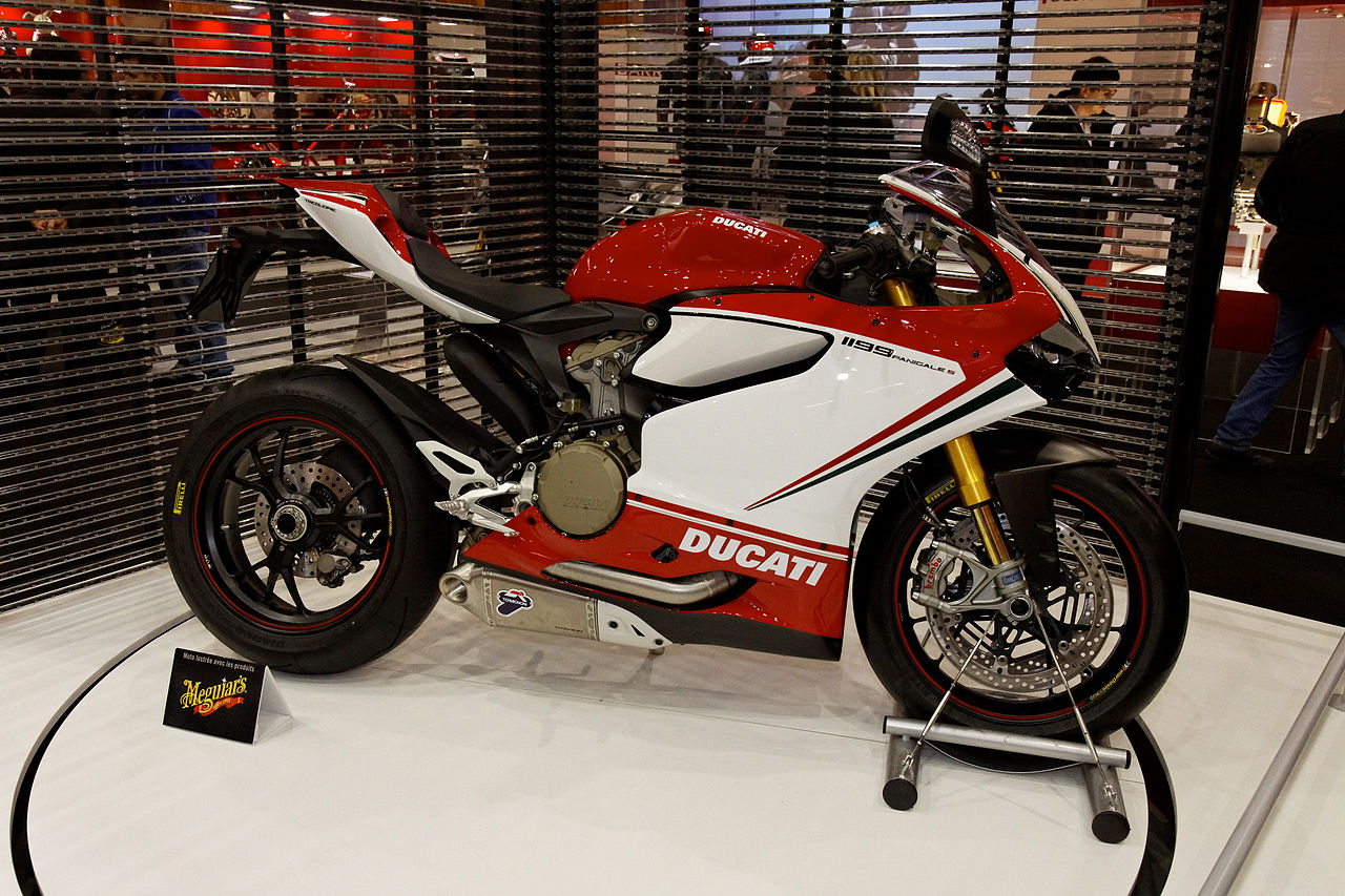 Ducati Panigale For Sale Salvage