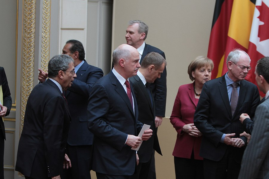 Paris Summit for the Support to the Libyan People, March 19, 2011.