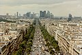 Paris The Arc De Triomhe view from the top (50030213092).jpg