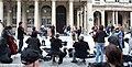 Paris school fo music perfoming in the square.jpg