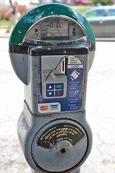 Parking meter - Wikipedia