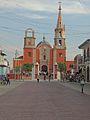 Parroquia de Santa Maria de Guadalupe, Romita, Guanajuato (camino).JPG