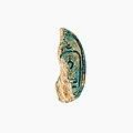 Part of a scarab of Neferhotep I MET LC-20 1 3 EGDP024350.jpg