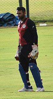 Parthiv Patel Indian cricketer (born 1985)