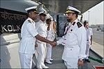 Passage exercise held between Indian Navy and Qatar Navy, 2018 (2).jpg