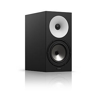 Studio monitor - A near-field passive studio monitor by Amphion Loudspeakers