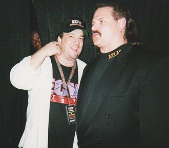 Paul Heyman - Heyman at an ECW show in 1998