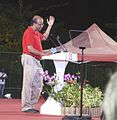 Paul Tambyah at a Singapore Democratic Party rally during the 2015 general election - 20150903.jpg