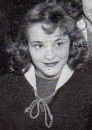 Paula Stewart - Paula Stewart at Shimer College in 1946.