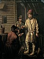 Peasants and pie-seller by Mettenleiter (1780s, Russian museum).jpg