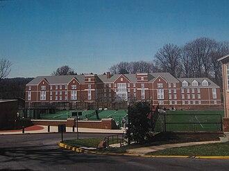 George Washington University residence halls - Rendering, UNDER CONSTRUCTION