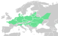Pelophylax esculentus map.png