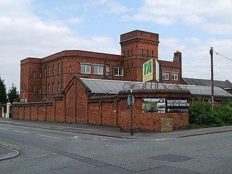 Peninsula Barracks, Warrington - Peninsula Barracks