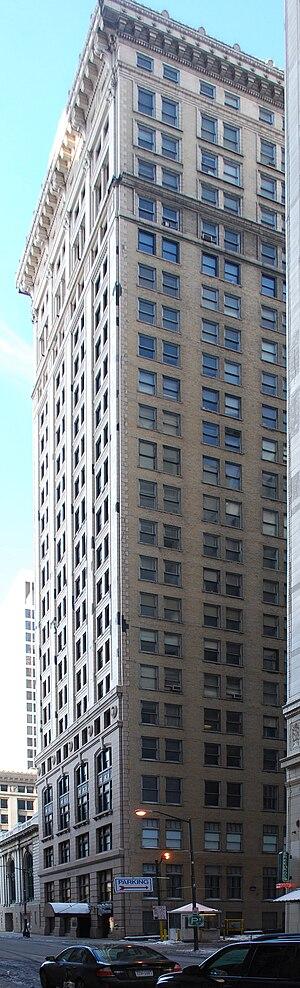 Penobscot Building Annex - Image: Penobscot Annex 2010