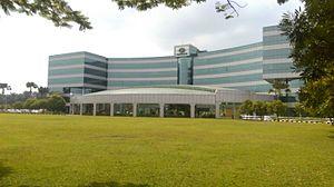 Perodua - Perodua Corporate Office in Serendah, Selangor